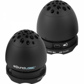 SoundLogic rechargeable Egg Nesting Speakers