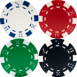 500pc Poker Chip Set