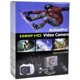 Aztak ActionPro CM-7200 1080p Sports Action Camcorder
