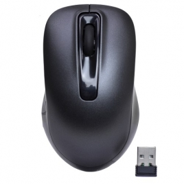 3-Button Wireless Optical Scroll Mouse