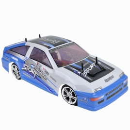 Large R/C On-Road 4WD Drift Racing Car