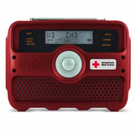 etón American Red Cross Weather Tracker Outdoor Radio