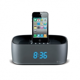 AT&T coolBlue ID102 Music Dock Alarm Clock Radio