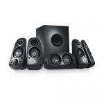 Logitech Z506 6-Piece 5.1 Channel Surround Sound Speaker System