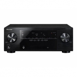 Pioneer VSX-822-K 5.1-Channel 3D Ready 400W Apple Certified A/V Receiver