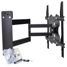 Plasma/LCD/LED TV Articulating Wall Mount Bracket - 26-42 Inch