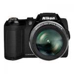 Nikon COOLPIX L120 14 MP Digital HD Camera