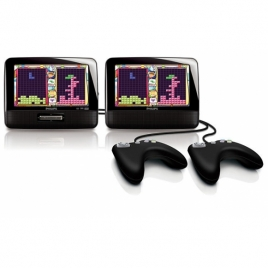 Philips 7-inch Dual Screen Portable DVD Player