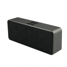 Jabees JMusic Portable Rechargeable Bluetooth v2.1 Wireless Stereo Speakerphone