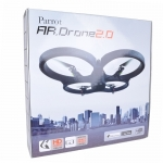 Parrot AR Drone 2.0 Remote Flying Quad-Propeller Drone