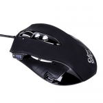 Cyber Snipa Silencer 9-Button USB Laser Scroll LED Gaming Mouse
