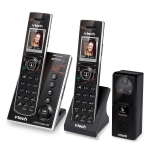 vtech IS7121-2 2 Handset Answering System with Audio/Video Doorbell