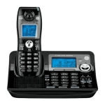 General Electric DECT6.0 2-Line Cordless Single Handset Phone with Answering System