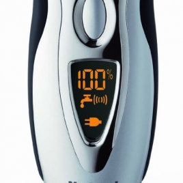 Panasonic ES8103S Men's 3-Blade Wet/Dry Shaver with Nanotech™ Blades