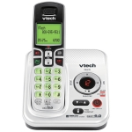 VTech Expandable Cordless Phone with Digital Answering System and Caller ID