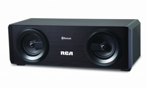 RCA Bluetooth Stereo Speaker with Built-in Subwoofer