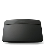 Linksys E1200 Wi-Fi Wireless-N Router