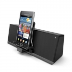 iLuv MobiAir Wireless Bluetooth Stereo Speaker Dock for Smartphones