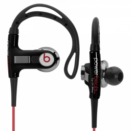 Beats by Dr. Dre Powerbeats Earbuds for Athletes w/ In-line Remote & Mic