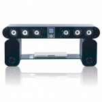 Surround Spot Integrated Home Theater System Television Stand