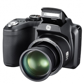 GE X2600BK 16MP 26X Zoom Digital Camera