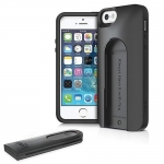 Selfy® iPhone 5/5s case with a built-in wireless camera shutter