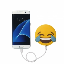 Strong N'Free Emoji LMAO 2,600mA Power Bank